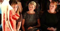 Renee Zellwegger at Mercedes Benz New York Fashion Week