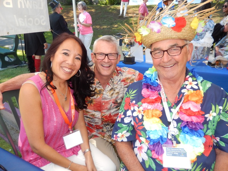 West Vancouver Mayors Lawn Bowling Gala