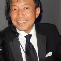 Leo Awards producer extraordinaire, Sonny Wong.