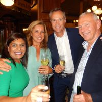 John Daly Global TV Retirement : Catherine Barr Vancouver Events