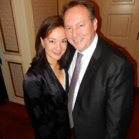 Beatrice Hsu and Michael Bain