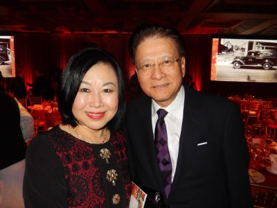 Anson Realty's Grace and Stephen Kwok