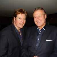 Craig Turner, left, and Chris Catliff