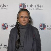 The 2016 Trailblazer Award was presented to screenwriter and director Deepa Mehta following the Western Canadian premiere of Anatomy of Violence.