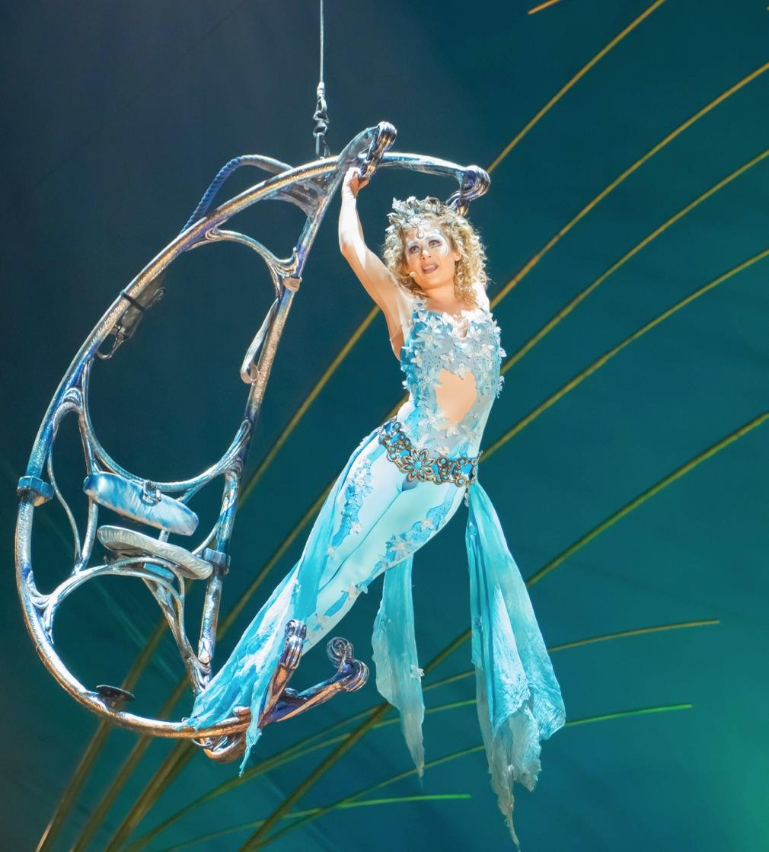 Cirque du Soleil's Amazing Amaluna in Vancouver