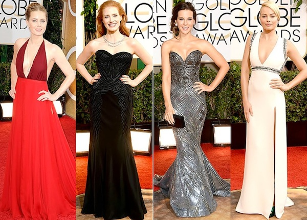 Golden Globes 2014 - Best Dressed