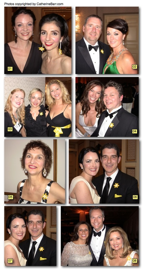 Cancer daffodil gala