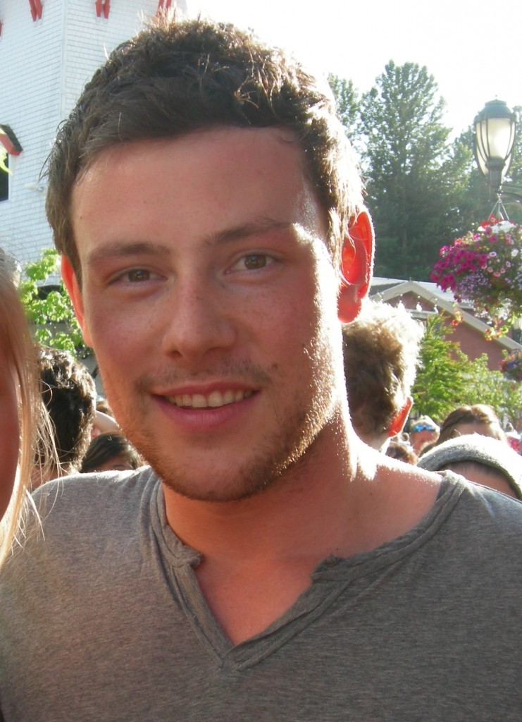Cory Monteith in West Vancouver - July 2011