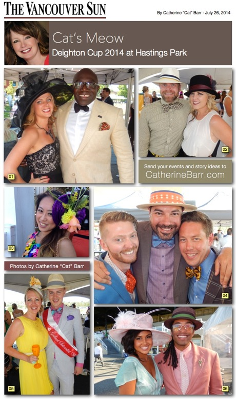 Deighton cup hastings racetrack
