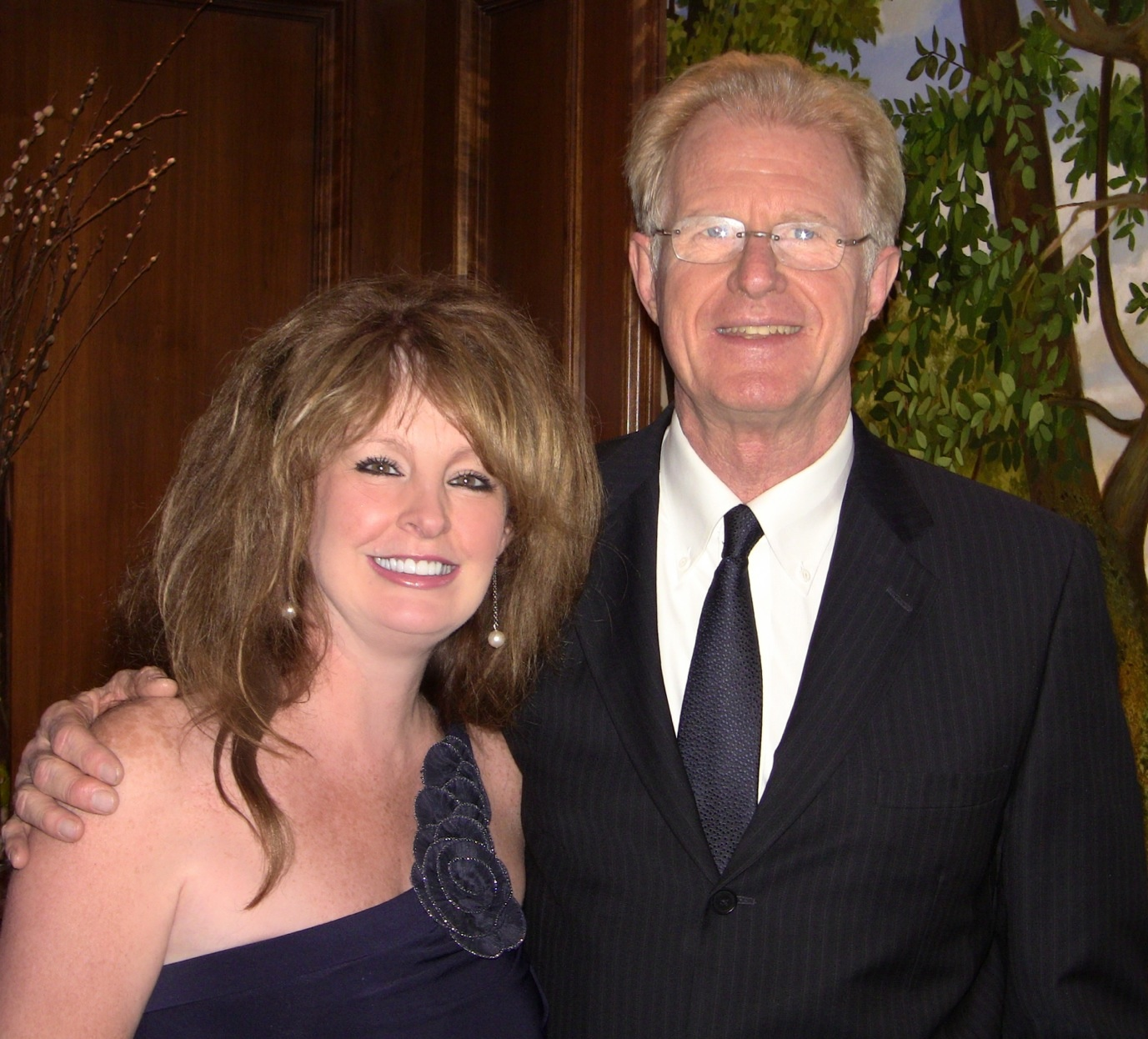 Actor Ed Begley Jr Goes Green at Real Estate Awards and Gift of Time Gala