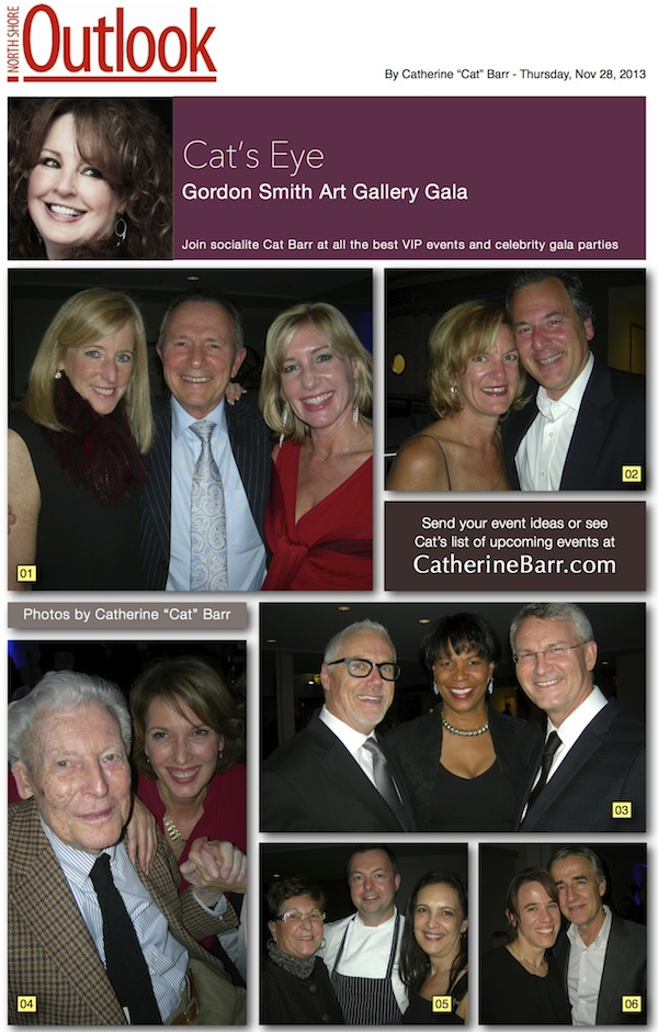 Gordon smith art gala