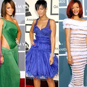 Grammy 2013 Awards – Wardrobe Fashion Rules and Who Broke Them