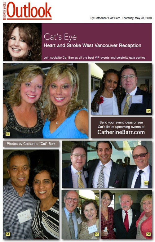 Heart and stroke westvancouver