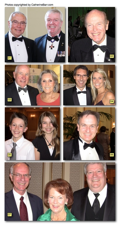 Junior achievement laureates