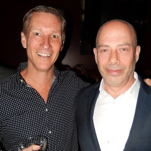 Gotham 15th Anniversary Soiree Attracts Local Celebs