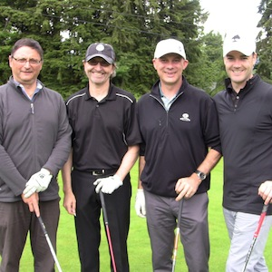 North Shore Mayors' Golf Tournament