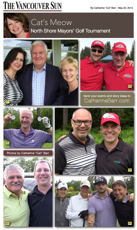 Noth shore mayors golf tournament