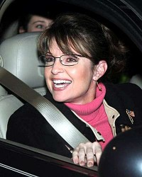 Sarah Palin - Alaska Car Mom