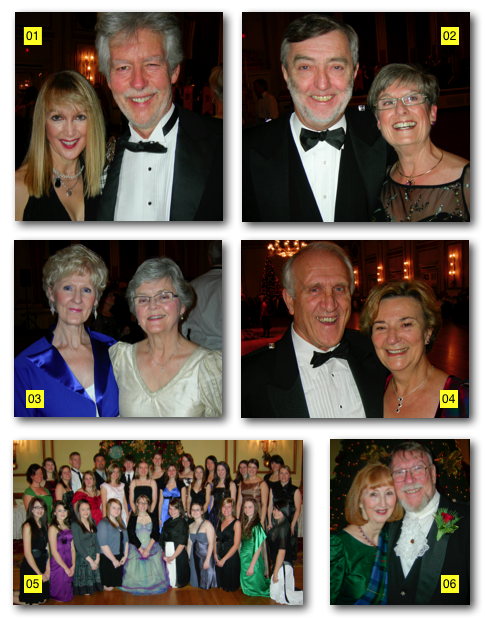 Gleneagles Scottish Ball at Fairmont Hotel Vancouver