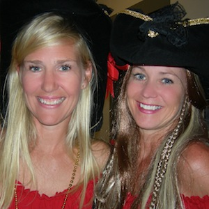 Pirates of the Caribbean Gala at Braemar in North Vancouver