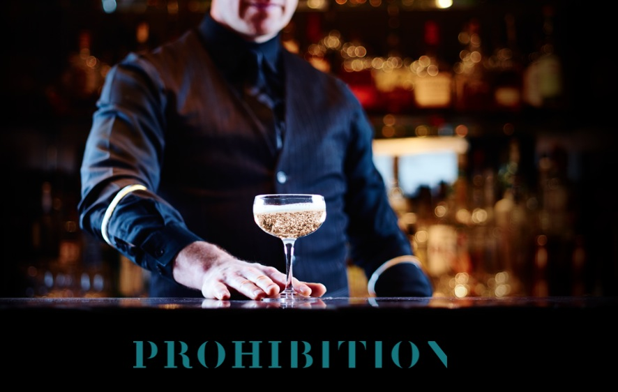 Hotel Georgia's New Prohibition Cocktail Lounge is Sexy Chic