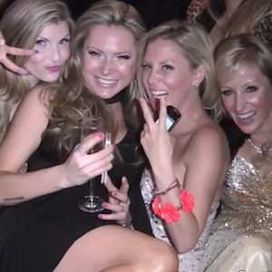 Real Housewives of Vancouver Season Two Premiere Party