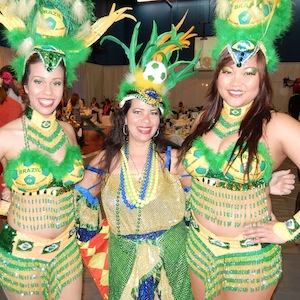 Samba Till Sunrise Gala for Kids