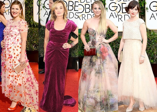 Golden Globes 2014 - Worst Dressed